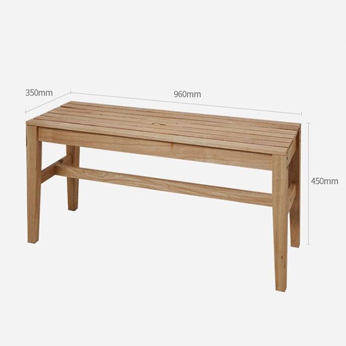 Ghế băng nan gỗ đà nẵng.
