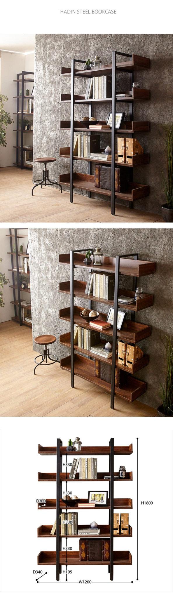 Kệ Khung Sắt - KVDU05kệ thường được sử dụng lưu trữ sách vở tuy nhiên chúng cũng có thể làm kệ trưng bày sản phẩm cho các bạn có tín đồ yêu thích cái đẹp.