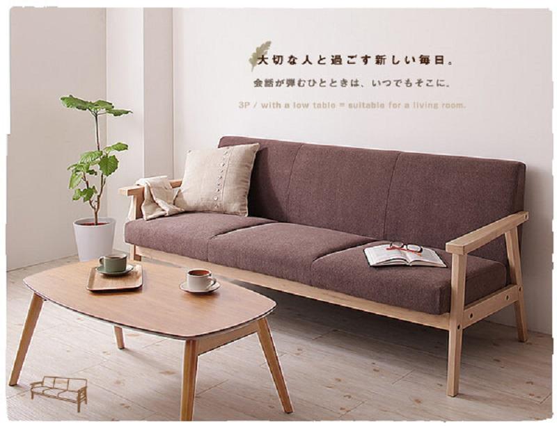 Ghế gỗ thanh kết hợp bàn kiểu
