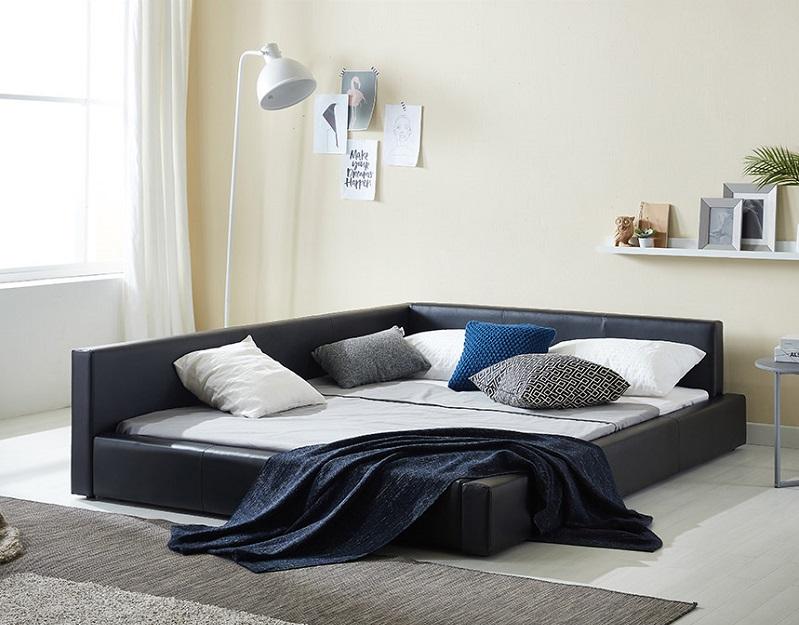 Mẫu giường hiện đại cho các căn hộ