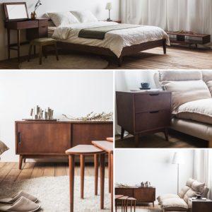 Nội thất phòng ngủ hiện đại nhất được ưa chuộng 2019