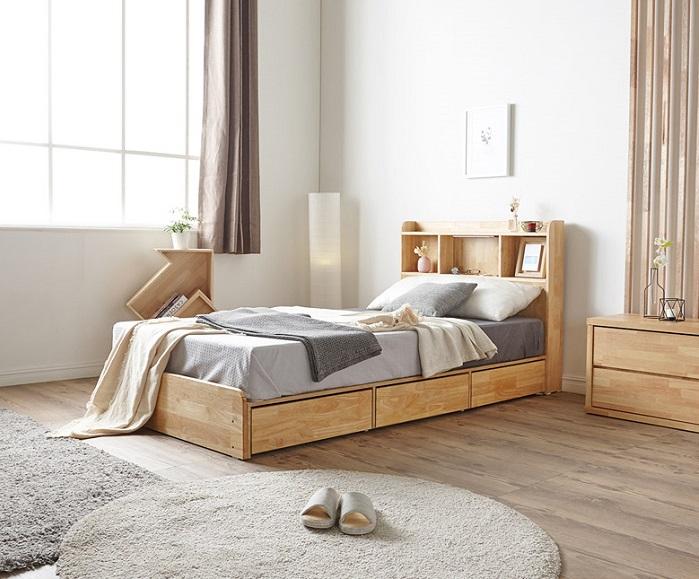 Nội thất gỗ Đà Nẵng cho phòng ngủ