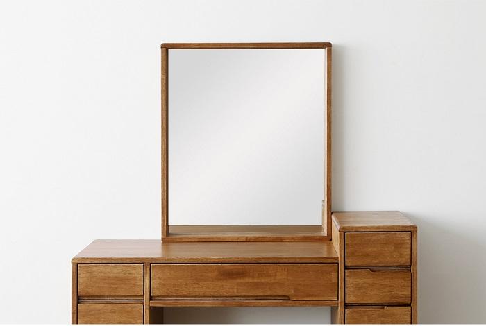 Gương để bàn đơn giản nhất