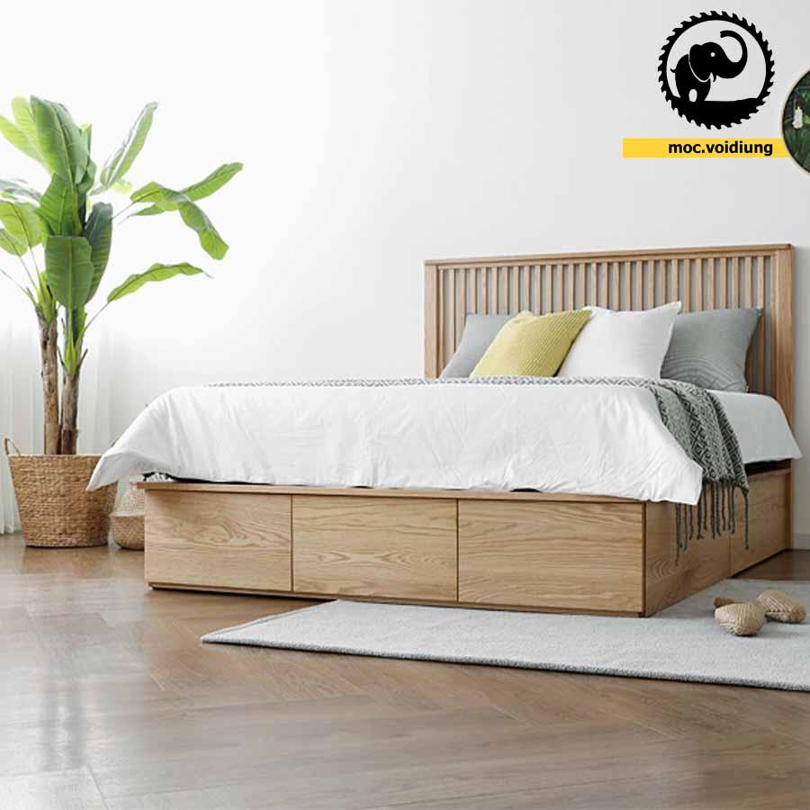 Mẫu giường đẹp hiện đại nhưng giá vô cùng hạt dẻ