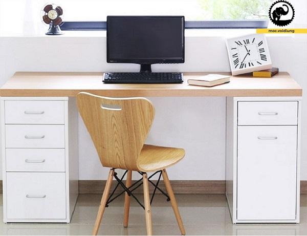 Nội thất trang trí phòng làm việc cá nhân đẹp và tiết kiệm