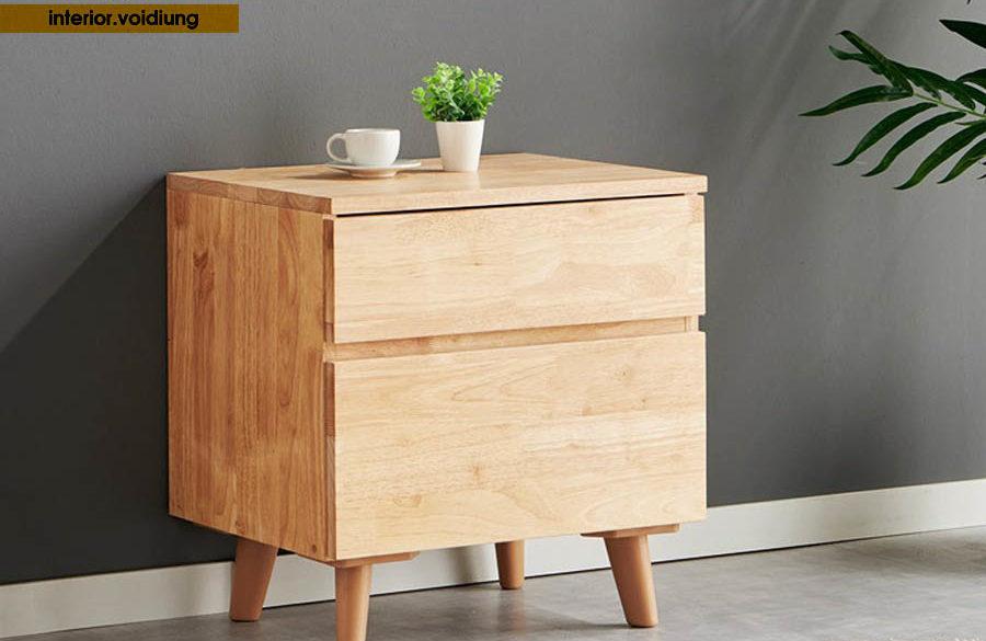 Tủ thoại gỗ cho không gian sống của bạn thêm phần xinh xắn