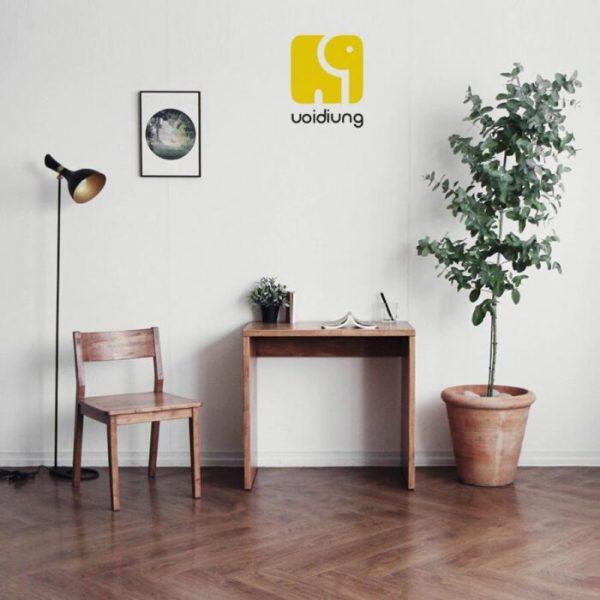 Combo bàn làm việc gỗ - BBVDU 01