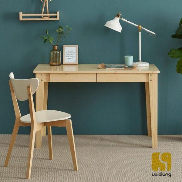 Combo bàn làm việc gỗ - BBVDU 10.