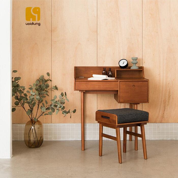 Combo bàn làm việc gỗ - BBVDU 12