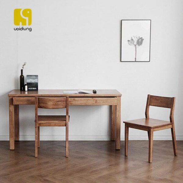Combo bàn làm việc gỗ - BBVDU 03