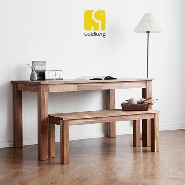 Combo bàn làm việc gỗ - BBVDU 05.