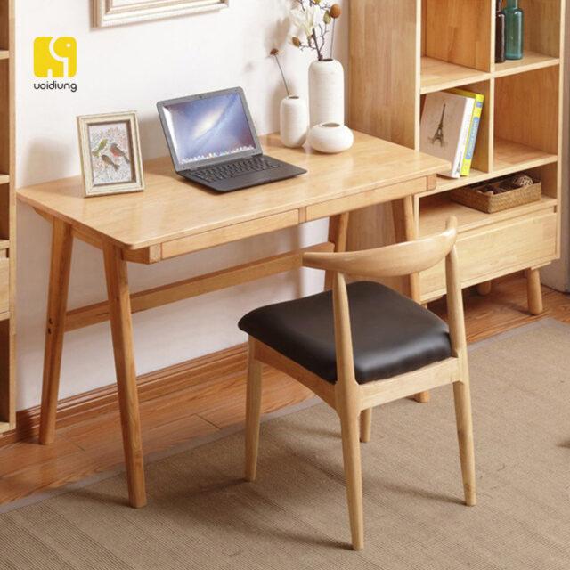 Combo bàn làm việc gỗ - BBVDU 13.