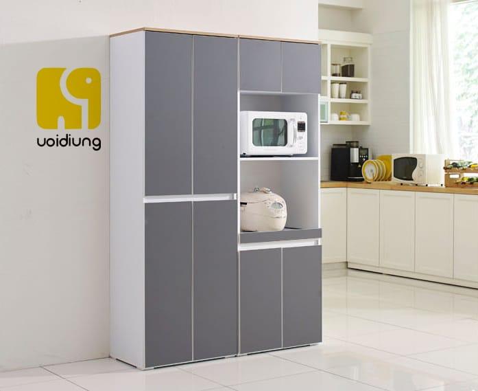 Với hình dáng đơn giản, đặt phù hợp với mọi vị trí trong nhà bếp của bạn.