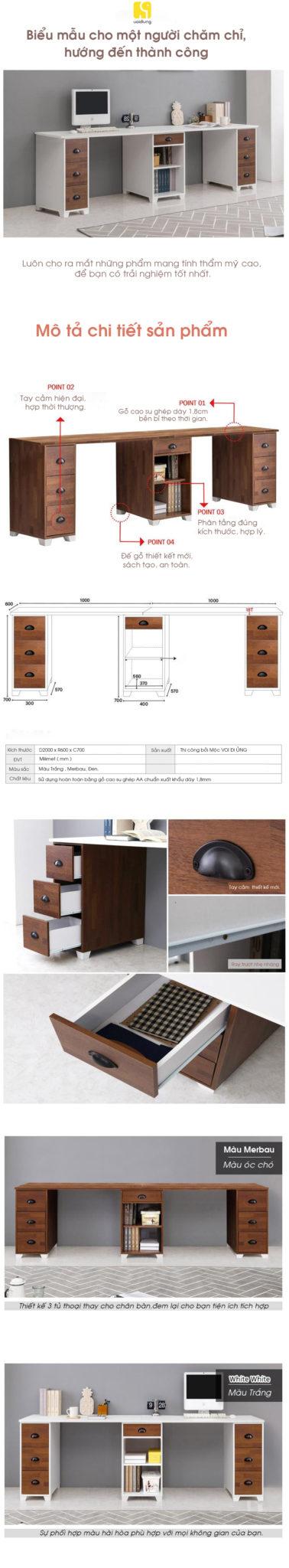 3 tủ thoại cho bạn tác dụng kép, sáng tạo, nhiệt huyết.